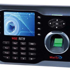 Máy chấm công bằng vân tay và thẻ cảm ứng WISE EYE WSE-9079