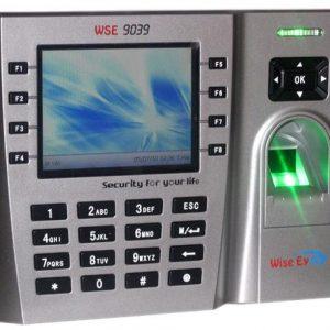 Máy chấm công bằng vân tay và thẻ cảm ứng Wise Eye WSE-9039