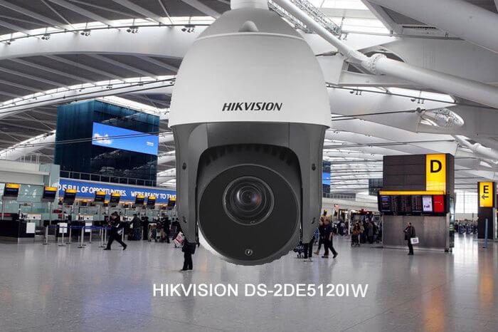 Camera Speed Dome DS-2DE5120IW-AE