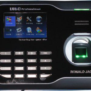 Hệ thống máy chấm công RONALD JACK U160