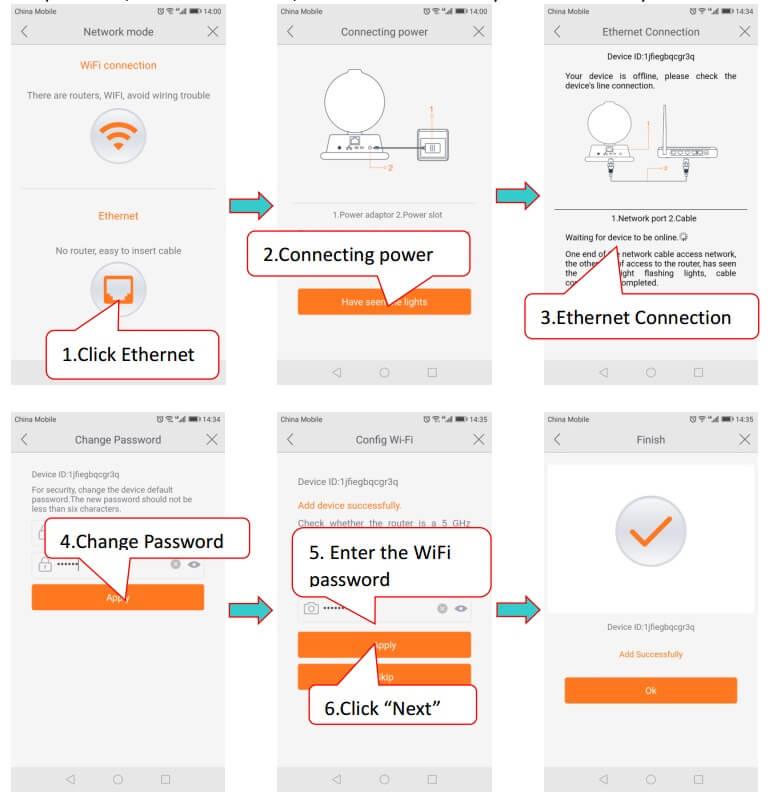 Hướng dẫn cài đặt và sử dụng Ebitcam trên Smartphone, máy tính bảng 5