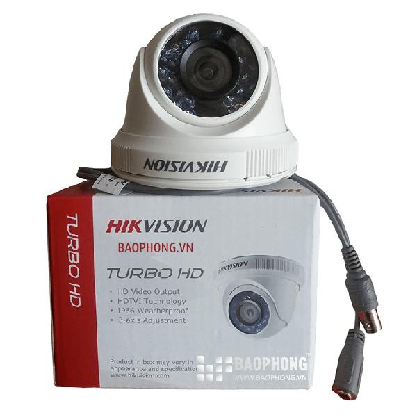 Camera Hd Tvi Hikvision Ds 2ce56c0t Ir