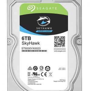 Ổ cứng HDD Seagate 6TB Skyhawk Sata
