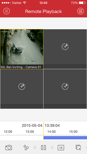 Huong Dan Xem Camera Hikvision Tren Dien Thoai Iphone Ipad 5
