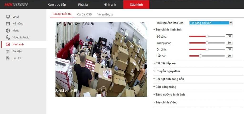 Hướng Dẫn Cấu Hình Camera IP Hikvision Chi Tiết Nhất.
