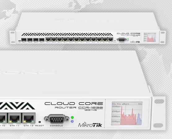 Ccr1036 12g 4s Em Router
