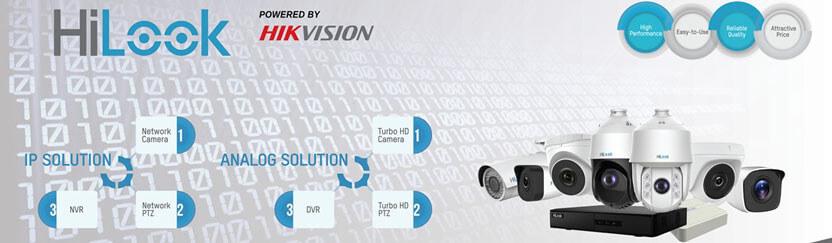 Giới thiệu camera HILOOK - Các giải pháp camera HILOOK