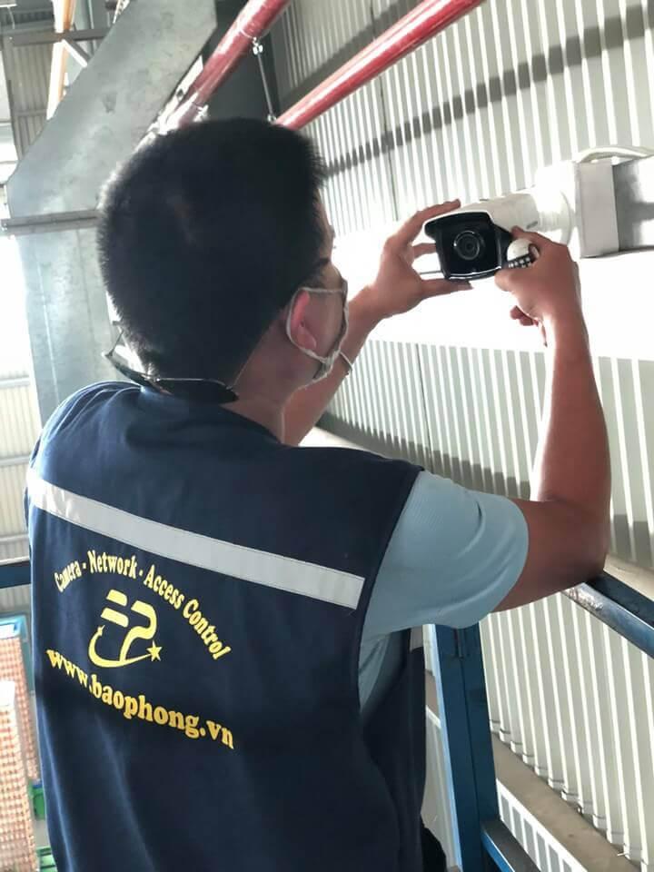 Lap Dat Camera Hue Bao Phong Cong Ty