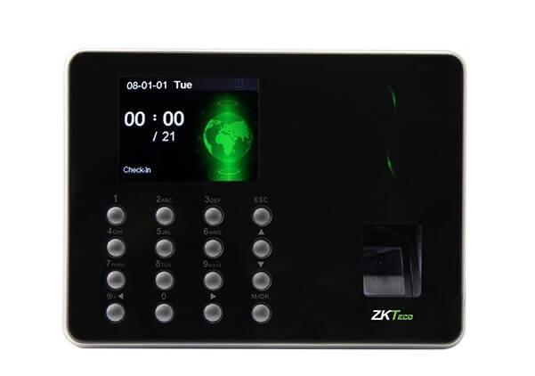 Máy chấm công vân tay ZKTECO WL30 hỗ trợ Wifi