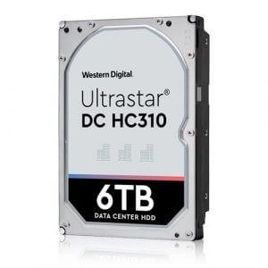 O Cung Western Digital Ultrastar Dc Hc310 6tb