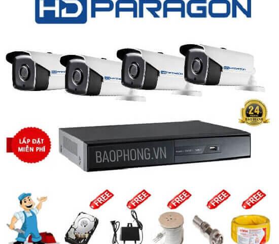 Tron Bo 4 Camera Hd Paragon 2 Megapixel