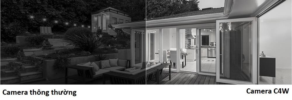 Độ phân giải Full-HD 1080P cả ngày lẫn đêm