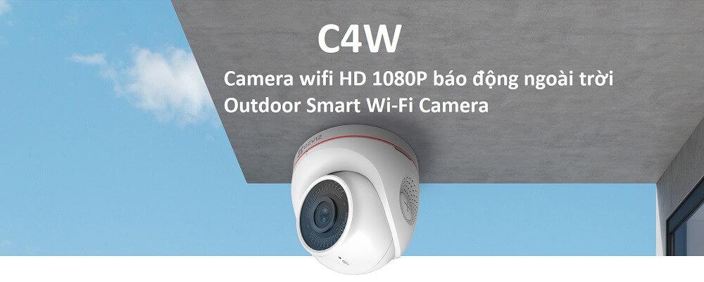 Camera Wifi EZVIZ C4W 1080P H.265 (CS-CV228-A0-3C2WFR)