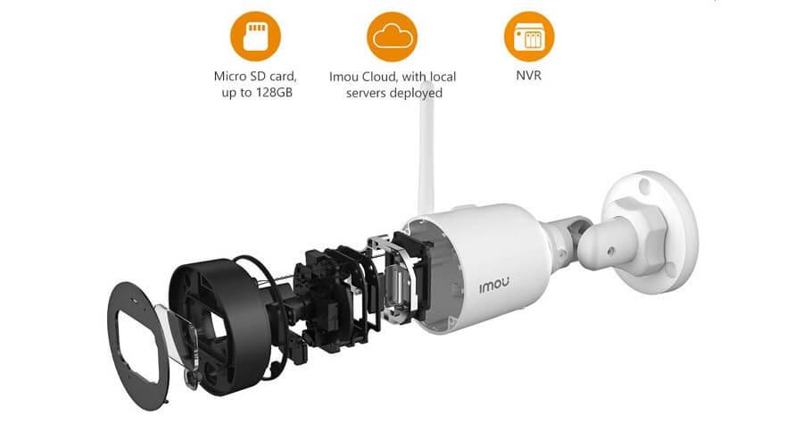 Camera ngoài trời IP Wifi Dahua IPC-G22P-imou