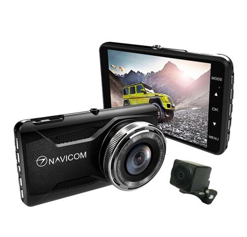 Camera Hanh Trinh Xe Tai Navicom T128 Icon