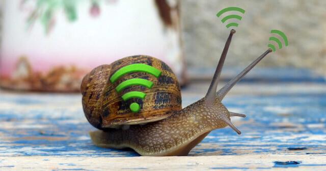 Yếu tố khiến wifi của bạn bị chậm